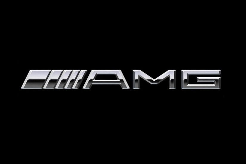 2880x1800 2014 Mercedes-Benz AMG Logo Wallpaper
