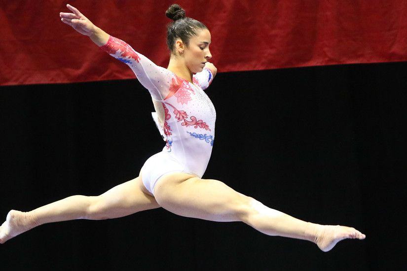 ... Aly Raisman Floor Routine Olympics 2016 by Now 22 Aly Raisman Set To  Make Another Run ...