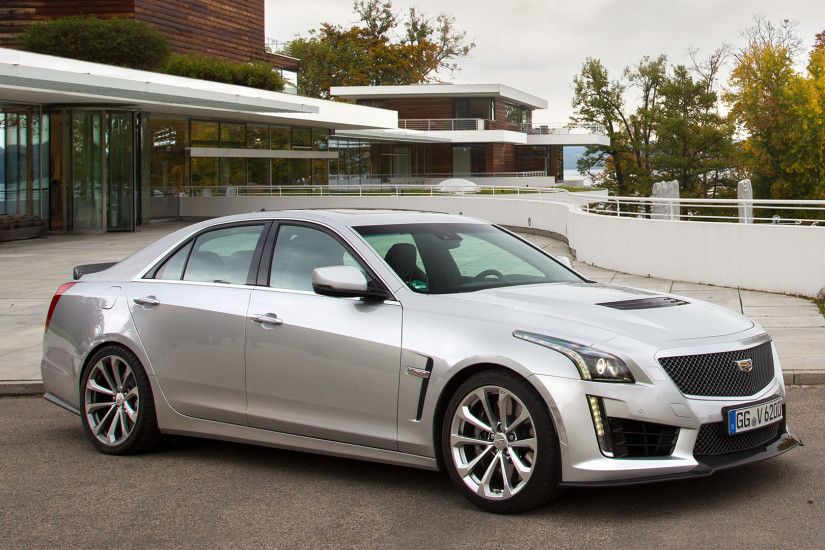 2016 Cadillac CTS-V Sedan picture