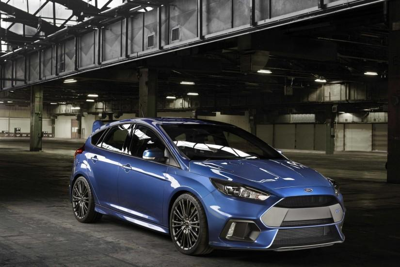 Give Your Desktop And Mobile A Hot Hatch Makeover With These 2016 Ford  Focus RS Wallpapers