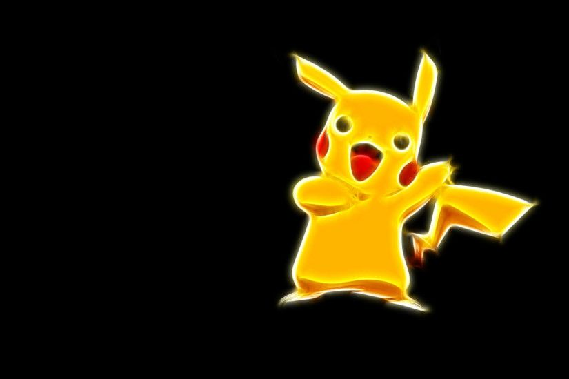 Pikachu Pokemon HD Image For Desktop