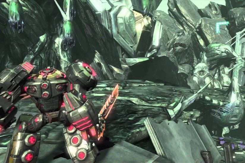 Transformers: Fall of Cybertron - Chapter 12: Grimlock Smash - Hard -  YouTube