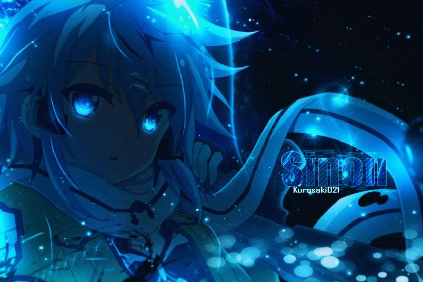 widescreen sinon wallpaper 1920x1080 for windows 7