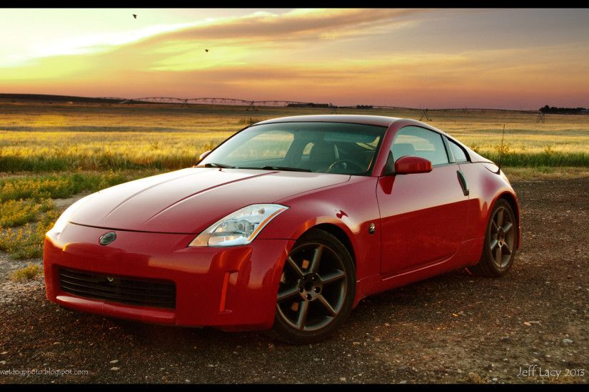 2: Nissan 350Z Wallpaper