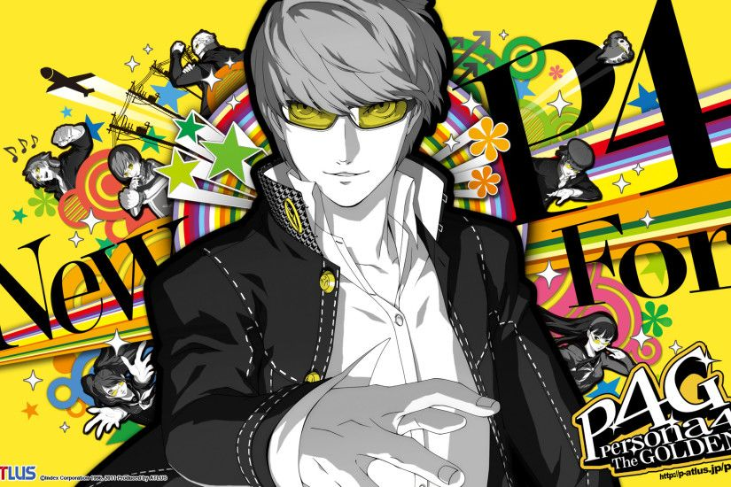 Persona 4 Golden Vita Wallpaper ·① WallpaperTag