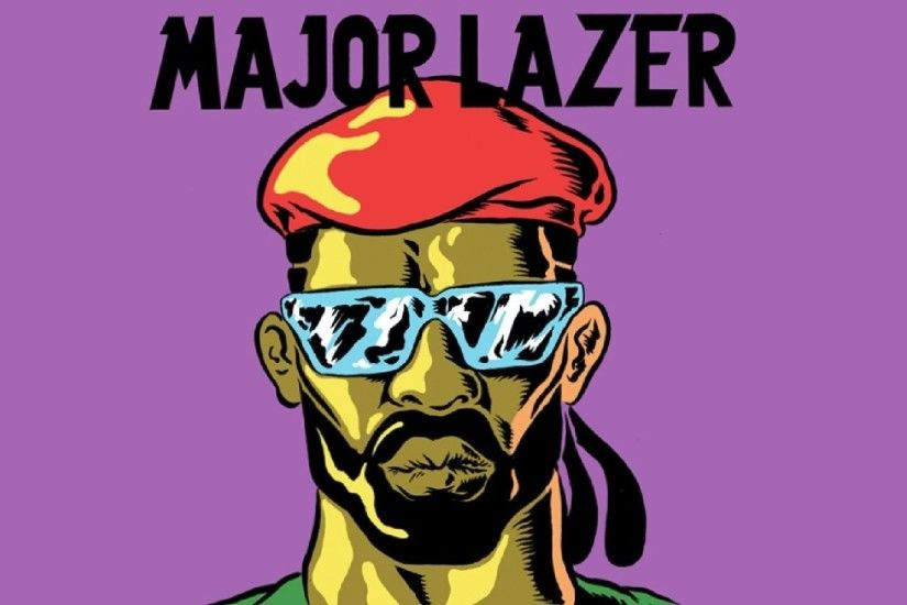 desktop wallpaper for major lazer, 1920x1080 (181 kB)