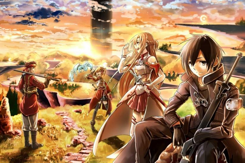 cool sao wallpaper 1920x1200 for 4k monitor