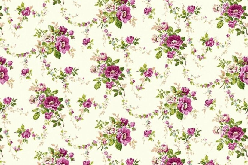 Purple Roses Pattern wallpapers and stock photos
