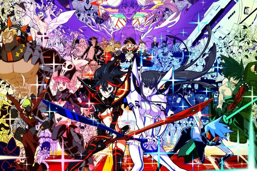 kill la kill wallpaper 1920x1080 for iphone