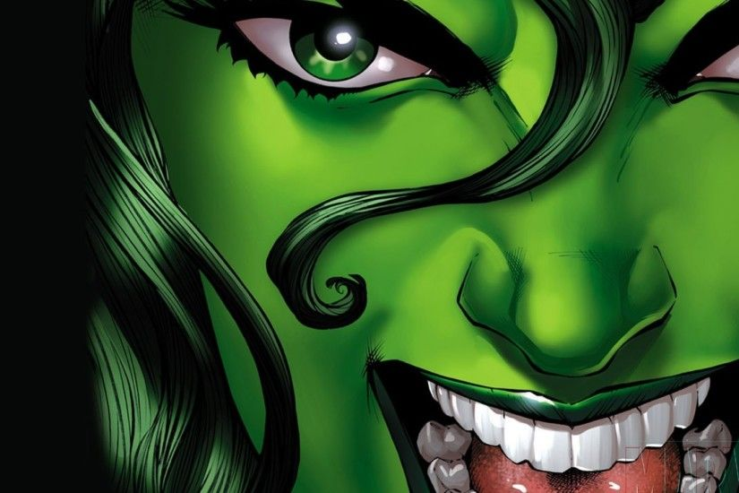 93 She-Hulk HD Wallpapers