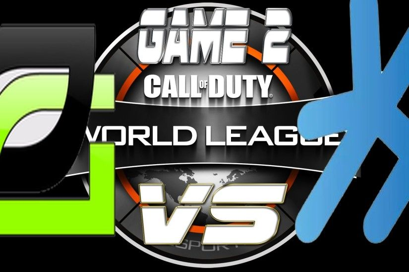 BLACK OPS 3 CWL PRO DIVISION NA OPTIC GAMING VS H2k ESPORTS GAME 2 SND -  YouTube