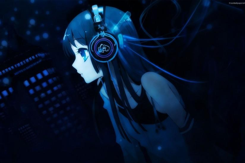Anime Music Wallpaper 2 Backgrounds | Wallruru.