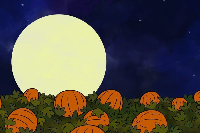 1920x1080 Charlie Brown Great Pumpkin Theory - Cartoon ... Man Eating  Pumpkins? Charlie