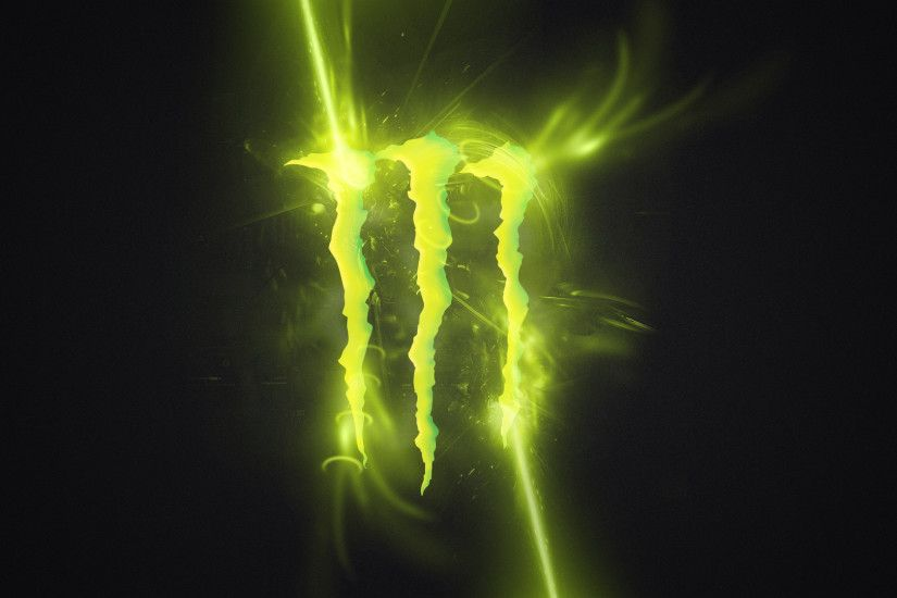 Beautiful Monster Energy Logo HD Wallpaper Picture Sharing