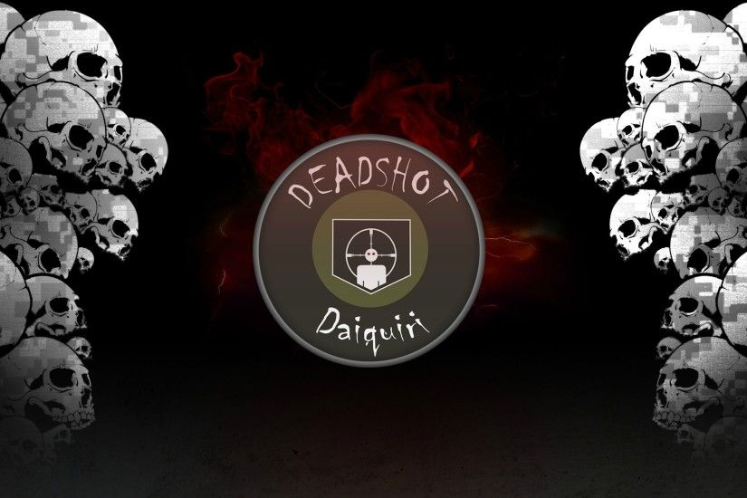 Deadshot Daiquiri Wallpaper! Haven't Made a One In a Week, But Tell Me What  You Think!