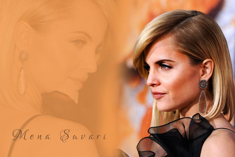 Mena Suvari [5] wallpaper