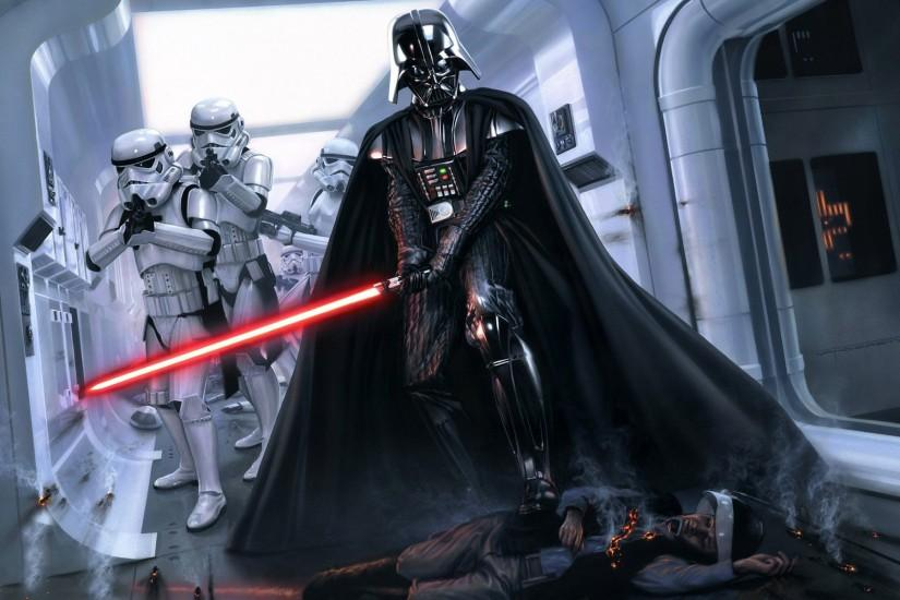 Darth Vader Wallpaper Darth Vader Wallpaper ...