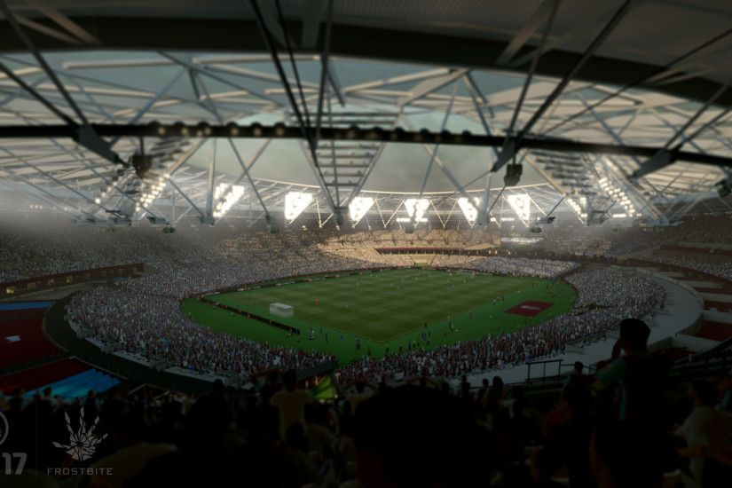 """It looks fantastic"" – West Ham United stars excited by London Stadium  recreation in"