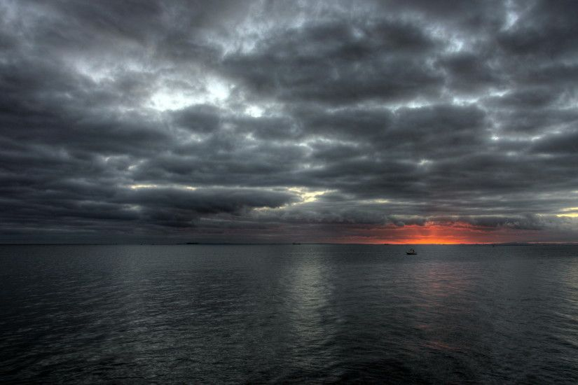 Cloudy Sky Background 33821