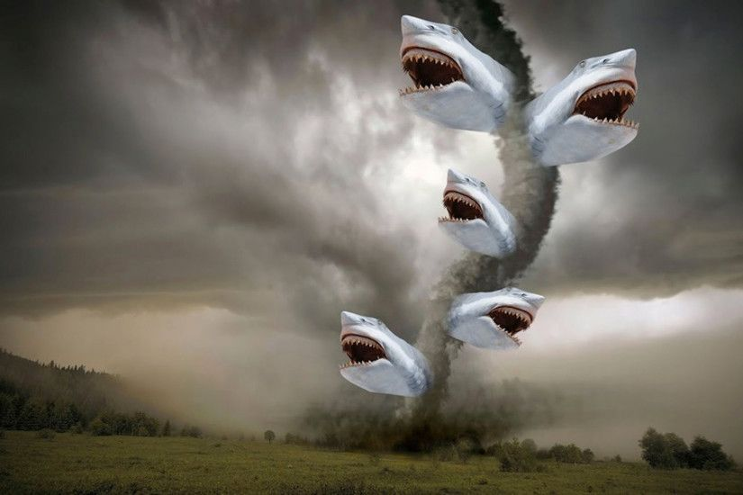 Movie - Sharknado 3: Oh Hell No! Wallpaper