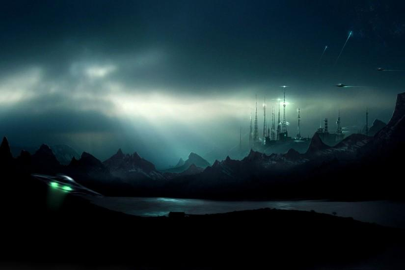 Most Downloaded Scifi Wallpapers - Full HD wallpaper search
