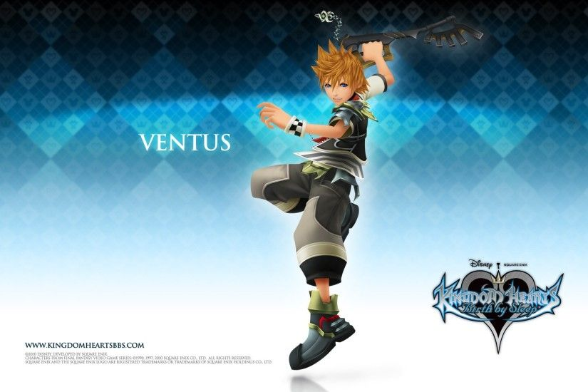 Kingdom Hearts Birth By Sleep Ventus 643861