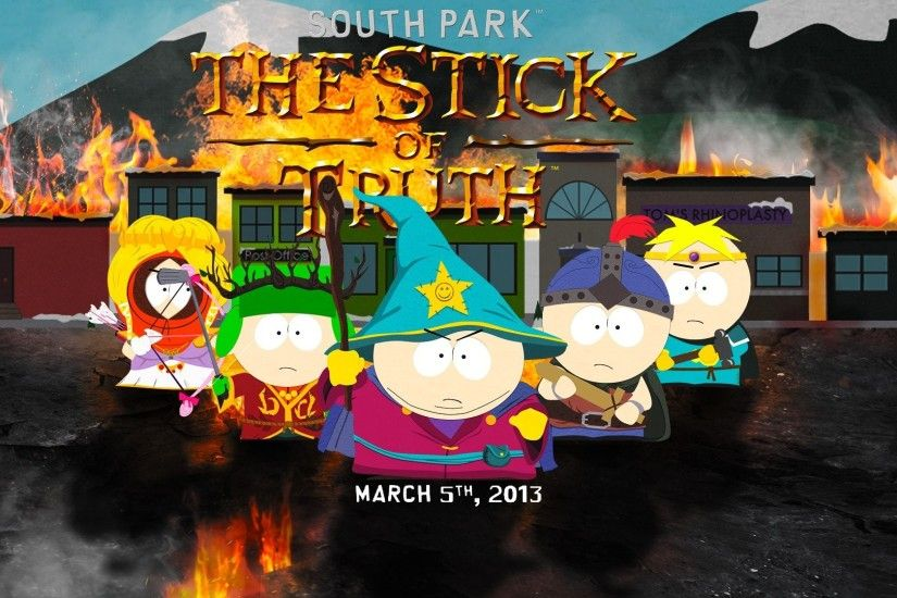South Park The Stick Of Truth 731812 ...