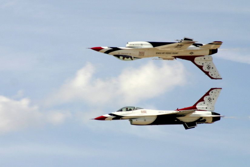 U.S.A.F. Thunderbirds #19