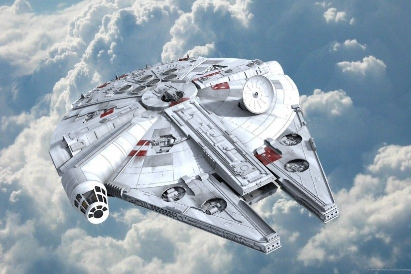 The Millennium Falcon for 1920x1200