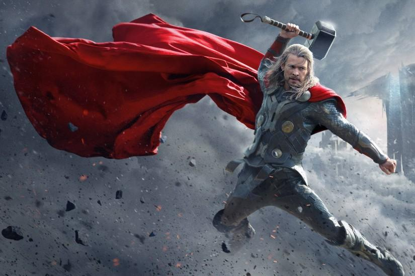 2013 Thor The Dark World Wallpapers | HD Wallpapers