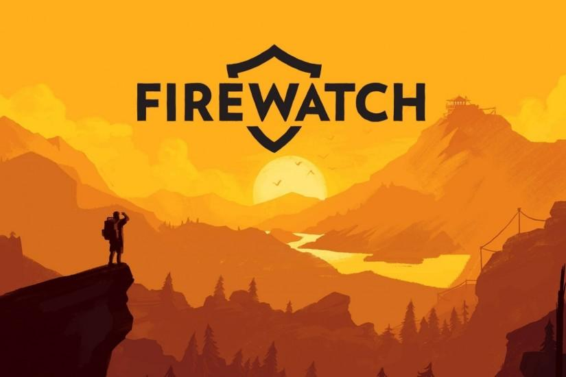 free firewatch wallpaper 1920x1080 for phone