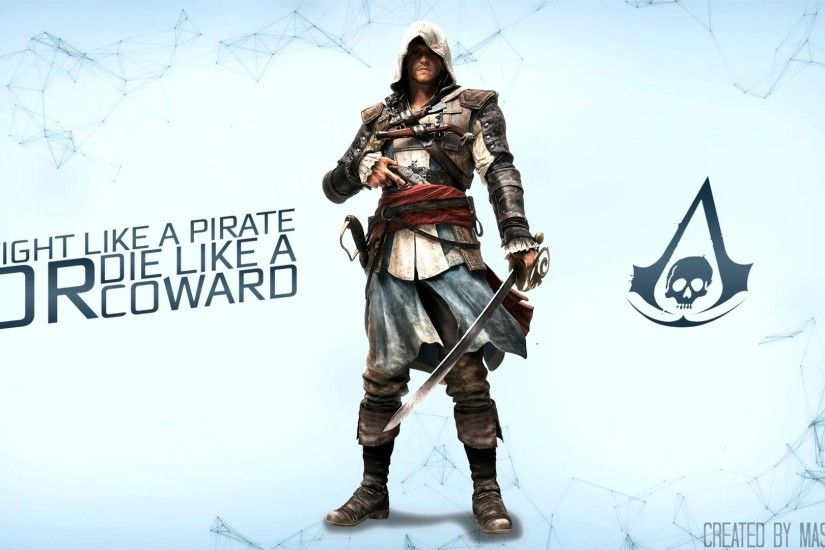 Assassin's Creed IV: Black Flag HD wallpapers #3 - 1920x1080.
