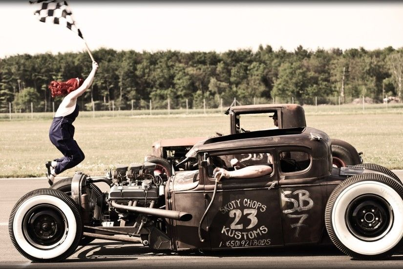 Between Rat Rods Wallpapers Race Between Rat Rods HD Wallpapers 1920x1200