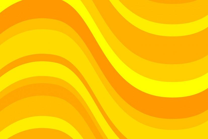 yellow waves background #2790
