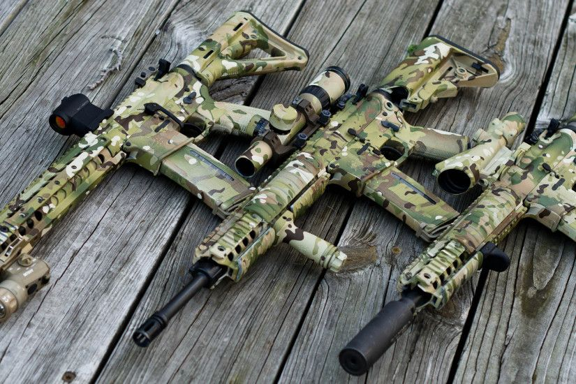 rifles scope weapons Magpul AR-15 LaRue Tactical Aimpoint STANAG .