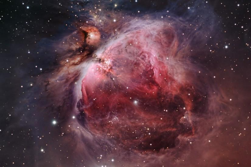 Orion Nebula M42. 1350 lights years from Earth. It is about 25 light years