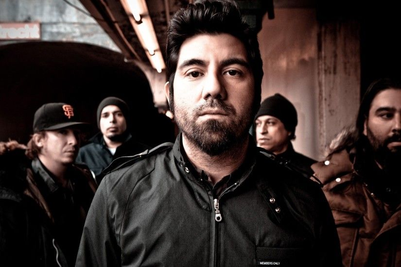 1920x1080 Wallpaper deftones, street, jackets, tonnel, caps