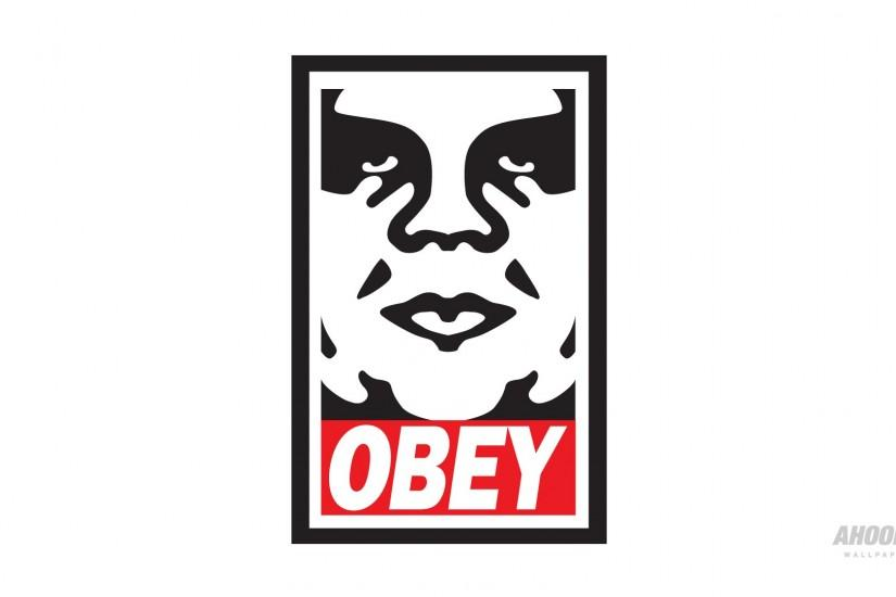 16737) Obey Cool Backgrounds Wallpaper - WalOps.com