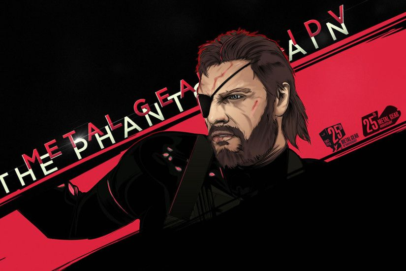 Preview wallpaper metal gear solid v, the phantom pain, diamond dogs  1920x1080