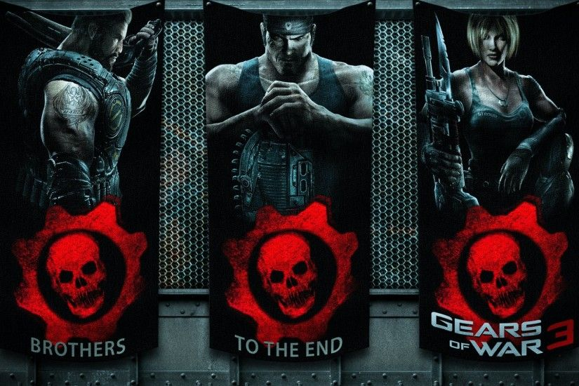 Gears Of War 3 727270
