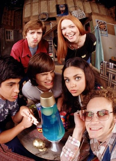 Cast of That's 70's Show