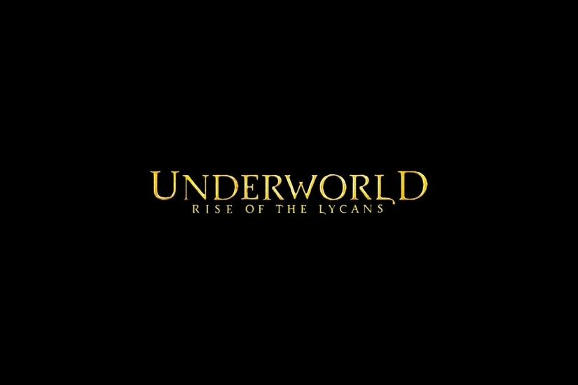 Underworld: Rise of the Lycans Wallpaper, HD Wallpaper from the movie  Underworld: Rise