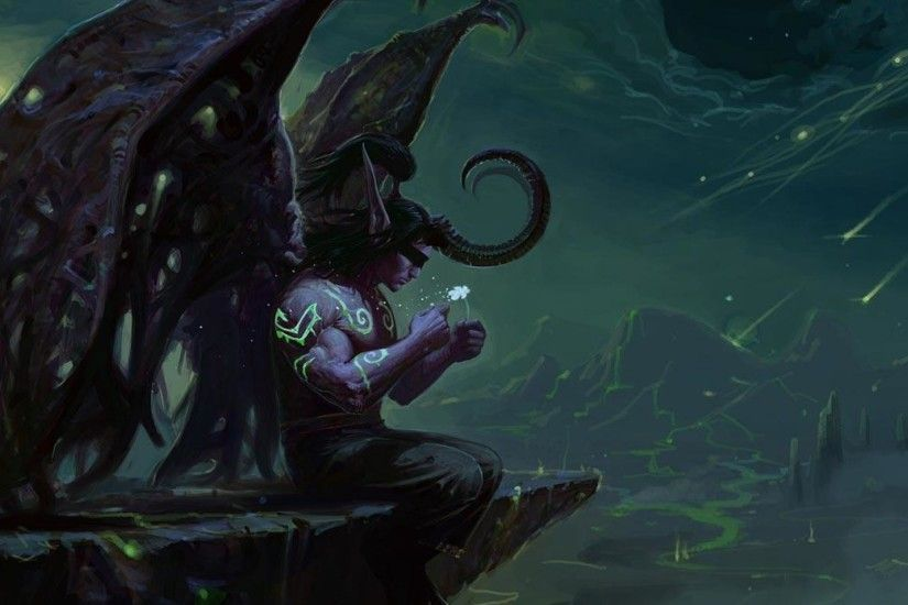 illidan wallpaper - (#86760) - HQ Desktop Wallpapers - [HD4desktop.com