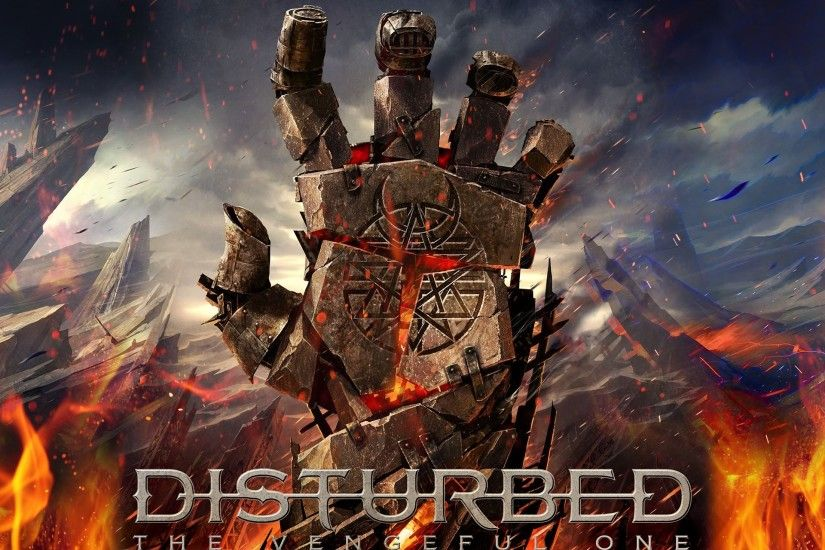 Music - Disturbed Disturbed (Band) Heavy Metal Wallpaper