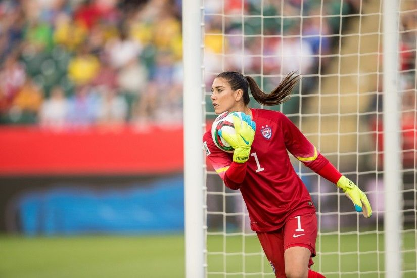 hope solo videos at abc news video archive at abcnews