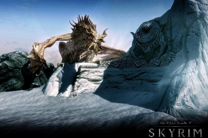 Skyrim Wallpaper Full HD 572761
