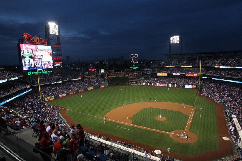 Citizens Bank Park Wallpapers - Wallpaper Cave