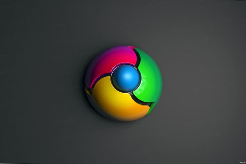 chrome google logo web browser dark background full hd wallpaper - Full Hd  Original Size
