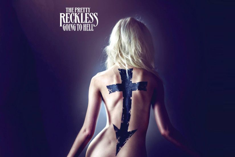 Pretty Reckless – Going to Hell Wallpaper