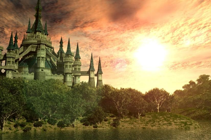 Hyrule Castle Twilight Princess wallpaper - 210212